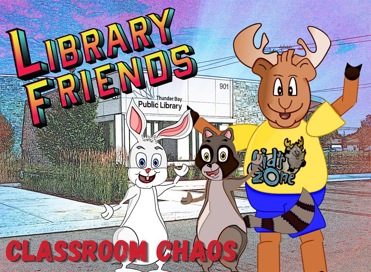Classroom Chaos eBook