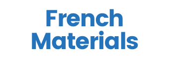 French Materials button