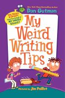 My Weird Writing Tips cover