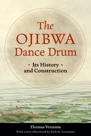 Ojibwa Dance Drum cover