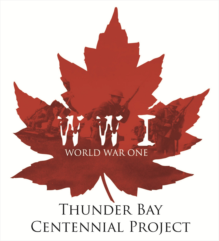 World War One Thunder Bay Centennial Landing Page Link